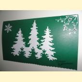"""Atvirutė """"Kalėdos miške"""""""