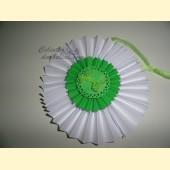 Popierinė gėlė 2