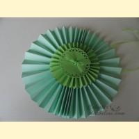 Popierinė gėlė 3