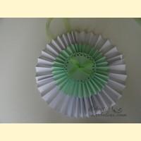 Popierinė gėlė 4