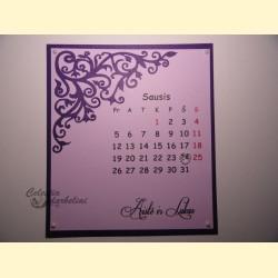 """Kvietimas  """"Kalendorius"""""""