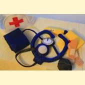 Žaislinis Gydytojo rinkynys