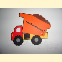 Kvietimas-Sunkvežimis