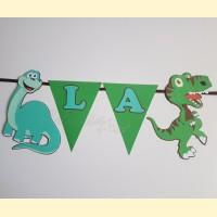 Vėliavėlės Dinozaurai 1
