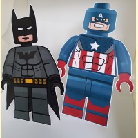 Dekoracija LEGO