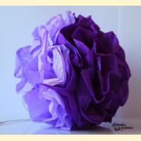 "Krepinis burbulas ""Pompoms"", 20 cm"