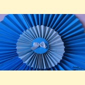 Popierinė gėlė