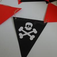 """Vėliavėlės """"Piratai"""" 2"""