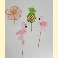 "Smeigtukas ""Flamingo šventė"""