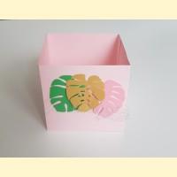 """Dėžutė  """"Flamingas"""""""