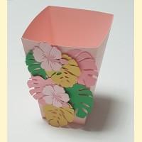 """Dėžutė spragėsiams """"Flamingas"""""""