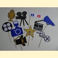 Dekoracijos fotografavimui Holivudas 2