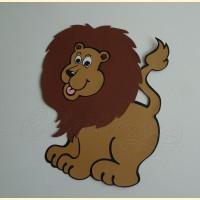 """Dekoracija """"Liūtukas"""""""