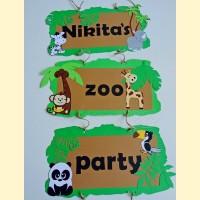 Dekoracija Zoo