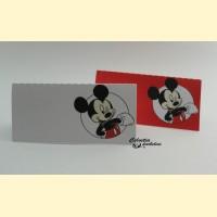 """Stalo kortelės """"Peliukas Mikis"""""""