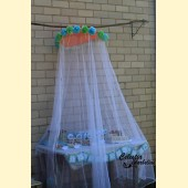 "Krepinis burbulas ""Pompoms"", 10 cm"