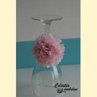 """Šilko popieriaus burbulas """"Pompoms"""", 10 cm"""