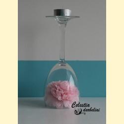 """Šilko popieriaus burbulas """"Pompoms"""", 8 cm"""